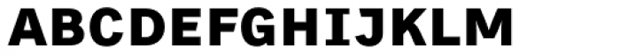 Skopex Gothic ExtraBold Caps Font LOWERCASE
