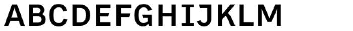 Skopex Gothic Med Caps Font LOWERCASE