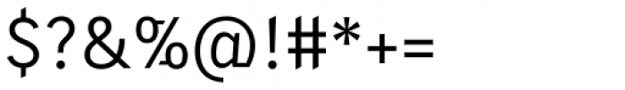 Skopex Gothic TF Font OTHER CHARS