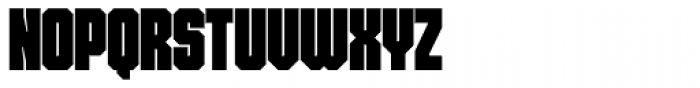 Skorid Black Font UPPERCASE