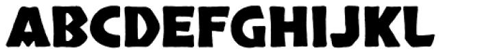 Skranji Bold Pro Font UPPERCASE