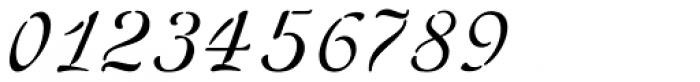 Skript Font OTHER CHARS