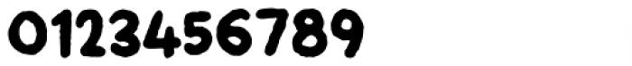 Skulderklap Font OTHER CHARS