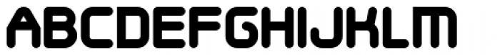 SkyWing Bold Font UPPERCASE