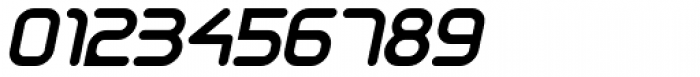 SkyWing Medium Italic Font OTHER CHARS