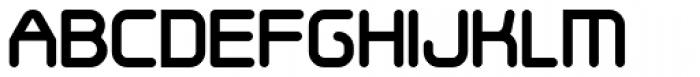 SkyWing Medium Font UPPERCASE