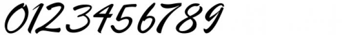 Skyfall Regular Font OTHER CHARS
