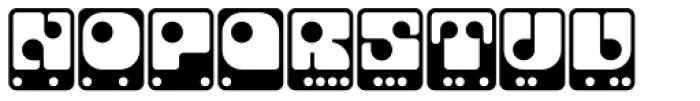 Skylab Code Font UPPERCASE