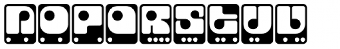 Skylab Code Font LOWERCASE