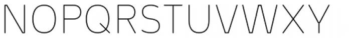 Skyler Light Font UPPERCASE