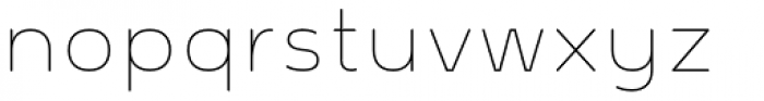 Skyler Light Font LOWERCASE