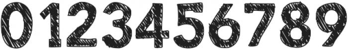SlabThing ttf (100) Font OTHER CHARS