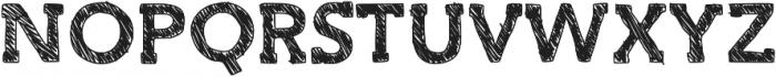 SlabThing ttf (100) Font UPPERCASE