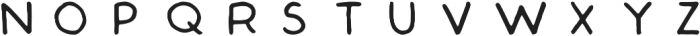Slack Hands ttf (400) Font UPPERCASE