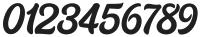 SlackerBrush-Regular otf (400) Font OTHER CHARS