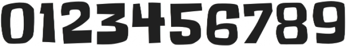 Slackey Pro Regular otf (400) Font OTHER CHARS