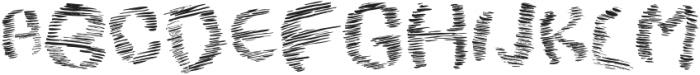 Slake fun otf (400) Font UPPERCASE