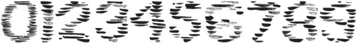 Slake heavy otf (800) Font OTHER CHARS