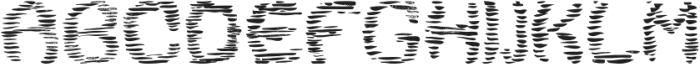 Slake heavy otf (800) Font UPPERCASE