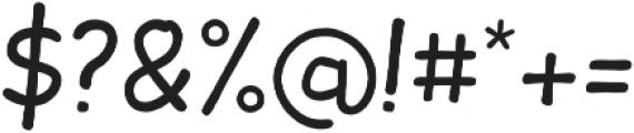 Slantinel Light-Clean otf (300) Font OTHER CHARS