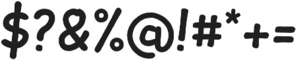 Slantinel Medium-Clean otf (500) Font OTHER CHARS