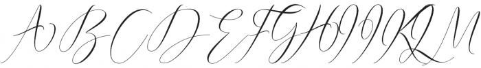 Slavelake Regular otf (400) Font UPPERCASE