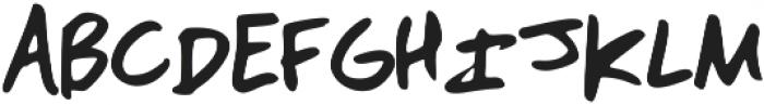 Sleight Of Font otf (400) Font UPPERCASE
