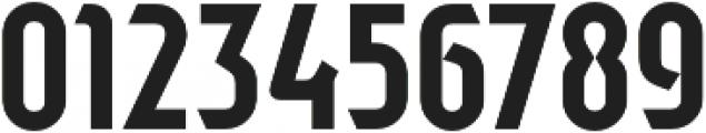 Sliced Regular otf (400) Font OTHER CHARS