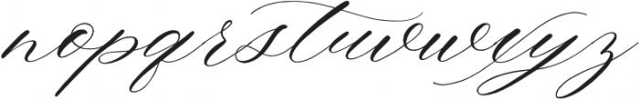 Slight otf (300) Font LOWERCASE