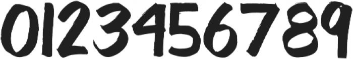 Sloth Regular otf (400) Font OTHER CHARS
