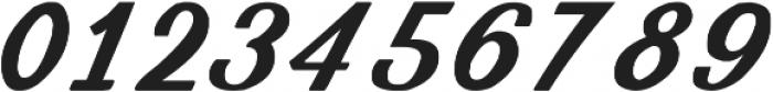 Slow Motion otf (400) Font OTHER CHARS