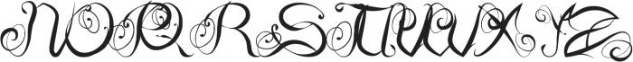 Slow Motion otf (400) Font UPPERCASE