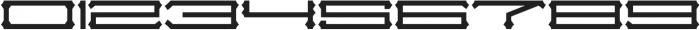 Slugger Extended otf (400) Font OTHER CHARS