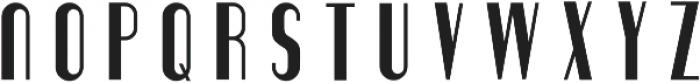 slightly sans serif otf (300) Font UPPERCASE