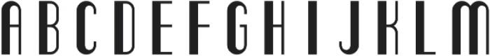 slightly sans serif otf (300) Font LOWERCASE