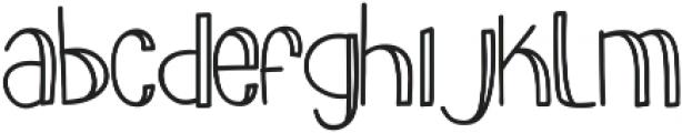 slimkid Bold ttf (700) Font LOWERCASE