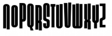 Slack Casual Bold Font UPPERCASE