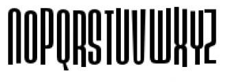 Slack Casual Medium Font UPPERCASE