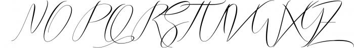 Slavelake Font UPPERCASE