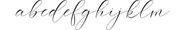 Slavelake Font LOWERCASE