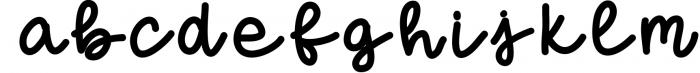 Sleepy Sloth, Handwritten Font Duo 1 Font LOWERCASE