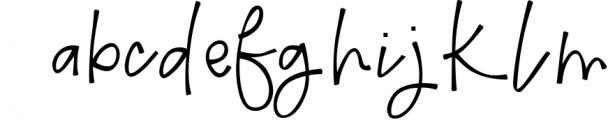 Sloth Life - Handwritten Script Font Font LOWERCASE