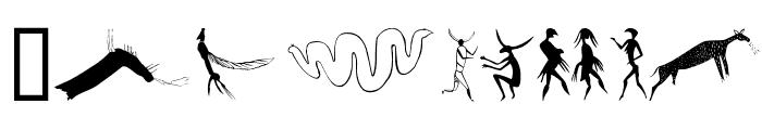 SL Rock Art Font OTHER CHARS