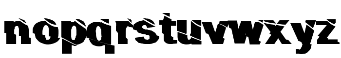 SLiCE n DiCE Font LOWERCASE