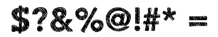 SlabThing Font OTHER CHARS
