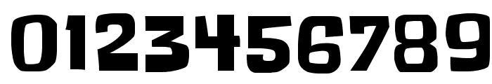 Slackey Font OTHER CHARS