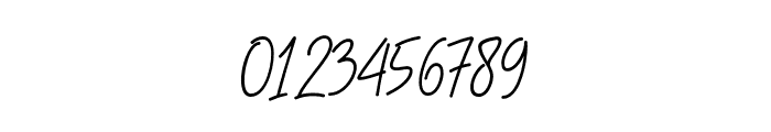 SlainteScriptDemo Font OTHER CHARS