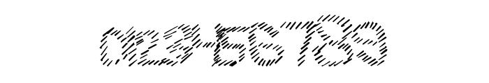 SlashKing Font OTHER CHARS