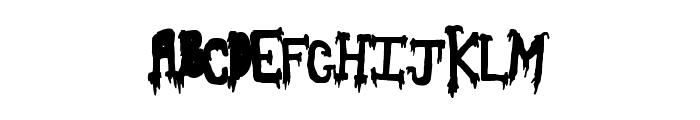 SlashThirty Font UPPERCASE