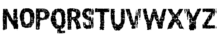 Slawterhouse_Swinggang Font UPPERCASE